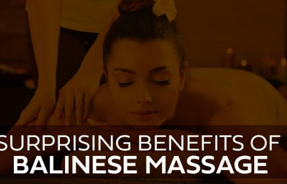 Surprising Benefits of Balinese Massage