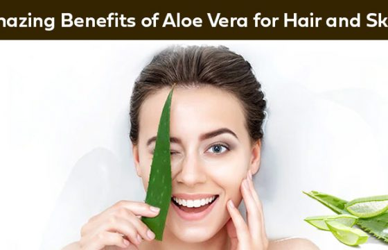 Amazing Benefits of Aloe Vera for hair and skin
