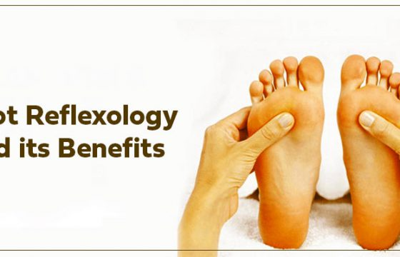 Foot Reflexology and its benefits