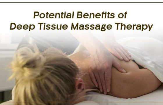 Potential Benefits of Deep Tissue Massage therapy