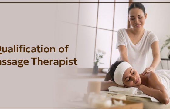 Qualification of Massage Therapist
