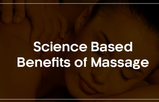 Science Based Benefits of Massage